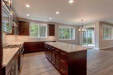 Contemporary Interior - Kitchen Plan #569-36