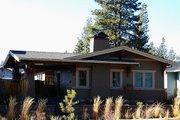 Craftsman Style House Plan - 2 Beds 2 Baths 1210 Sq/Ft Plan #895-94