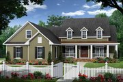 Ranch Style House Plan - 3 Beds 2.5 Baths 2164 Sq/Ft Plan #21-453