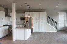 Architectural House Design - Craftsman Interior - Other Plan #1070-35