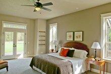 House Plan Design - Craftsman Interior - Master Bedroom Plan #48-542