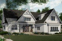 House Plan Design - Farmhouse Exterior - Front Elevation Plan #51-1151