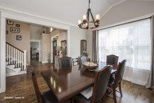 Traditional Interior - Dining Room Plan #929-770