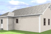 Architectural House Design - Cottage Exterior - Other Elevation Plan #44-114