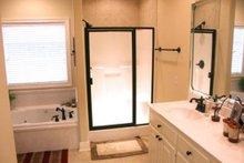 Home Plan Design - Southern Interior - Master Bathroom Plan #21-102