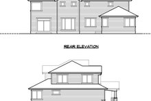 Dream House Plan - Traditional Exterior - Other Elevation Plan #1066-68