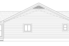 House Plan Design - Country Exterior - Other Elevation Plan #932-61