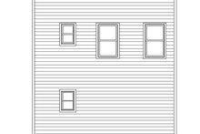 Dream House Plan - Contemporary Exterior - Rear Elevation Plan #932-127