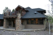 Craftsman Exterior - Other Elevation Plan #892-7