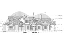 Dream House Plan - Craftsman Exterior - Front Elevation Plan #892-29