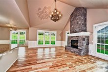 Great Room - 2000 square foot Craftsman home