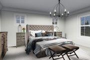 Craftsman Style House Plan - 4 Beds 2.5 Baths 2473 Sq/Ft Plan #1060-57 Interior - Master Bathroom