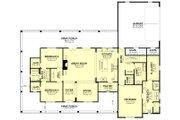 Farmhouse Style House Plan - 3 Beds 2.5 Baths 2395 Sq/Ft Plan #430-223 Floor Plan - Main Floor