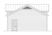 Dream House Plan - Country Exterior - Other Elevation Plan #932-141