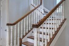 Architectural House Design - Foyer Stairway