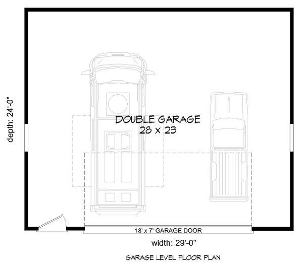 Dream House Plan - Country Floor Plan - Main Floor Plan #932-331