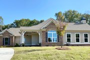 Craftsman Style House Plan - 3 Beds 2.5 Baths 2136 Sq/Ft Plan #437-113 Exterior - Other Elevation
