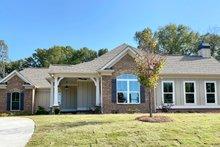 Architectural House Design - Craftsman Exterior - Other Elevation Plan #437-113