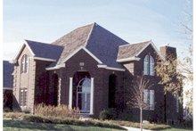 House Design - European Exterior - Other Elevation Plan #20-1178