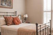 European Style House Plan - 3 Beds 2 Baths 2024 Sq/Ft Plan #430-168 Interior - Bedroom