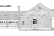Southern Style House Plan - 3 Beds 2.5 Baths 1955 Sq/Ft Plan #406-285