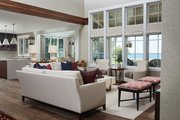 Country Style House Plan - 4 Beds 4 Baths 3785 Sq/Ft Plan #928-322 Interior - Other