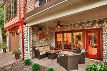 Craftsman Exterior - Outdoor Living Plan #70-1433