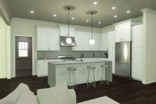 House Plan Design - Farmhouse Interior - Kitchen Plan #461-74