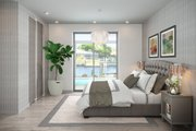 Beach Style House Plan - 4 Beds 3 Baths 2386 Sq/Ft Plan #938-83 Interior - Bedroom