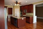 European Style House Plan - 3 Beds 2.5 Baths 2389 Sq/Ft Plan #21-243 Interior - Kitchen