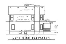 Dream House Plan - Country Exterior - Other Elevation Plan #20-2218