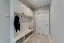 Home Plan - Ranch Interior - Entry Plan #430-182