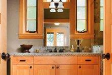 Dream House Plan - Craftsman Interior - Bathroom Plan #48-364