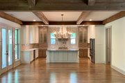 Craftsman Style House Plan - 4 Beds 3.5 Baths 3938 Sq/Ft Plan #437-103 Interior - Other