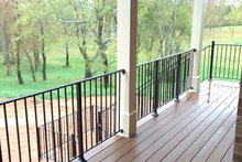 Traditional Exterior - Outdoor Living Plan #437-84