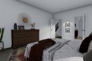 Craftsman Style House Plan - 4 Beds 3 Baths 2710 Sq/Ft Plan #1060-50 Interior - Bedroom