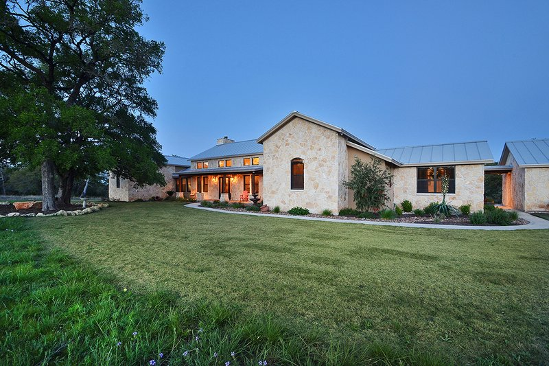 Ranch Exterior - Other Elevation Plan #140-149 - Houseplans.com