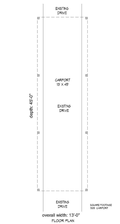 Dream House Plan - Country Floor Plan - Main Floor Plan #932-235
