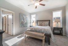Craftsman Interior - Master Bedroom Plan #124-1166