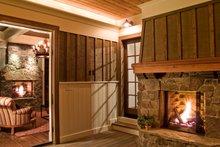 Dream House Plan - European Exterior - Outdoor Living Plan #51-370