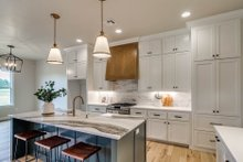 Home Plan - Plan 1067-1 Kitchen