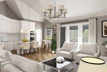 Dream House Plan - Craftsman Interior - Other Plan #45-587