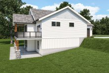 House Plan Design - Craftsman Exterior - Other Elevation Plan #1070-124