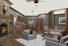 House Design - Family to Kitchen