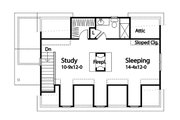 Country Style House Plan - 1 Beds 1.5 Baths 1054 Sq/Ft Plan #22-603