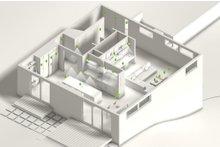 Modern Exterior - Other Elevation Plan #497-26