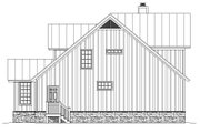 Cabin Style House Plan - 3 Beds 2.5 Baths 2200 Sq/Ft Plan #932-49 Exterior - Other Elevation