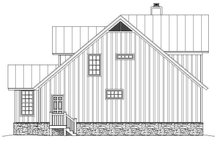 Cabin Exterior - Other Elevation Plan #932-49