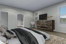 House Plan Design - Traditional Interior - Master Bedroom Plan #1060-69