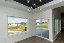 Ranch Interior - Dining Room Plan #70-1477